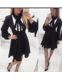 Obleka - koda 414 - 1 - črna