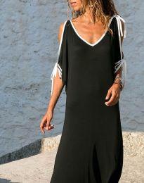 Obleka - koda 8251 - 1 - črna