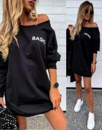 Obleka - koda 0164 - črna