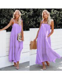Obleka - koda 551 - vijolična