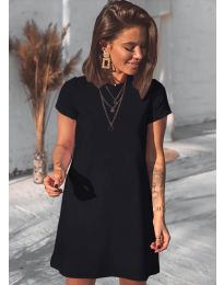 Obleka - koda 2299 - črna