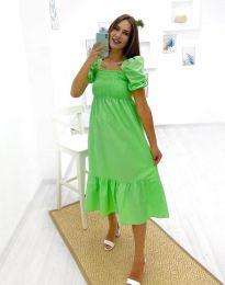 Obleka - koda 3283 - 2 - zelená