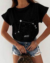 Majica - koda 2342 - črna