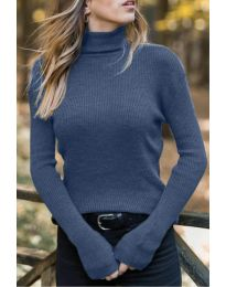 Bluza - koda 518 - temno modra