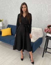 Obleka - koda 0576 - črna