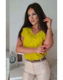 Majica - koda 388 - rumena