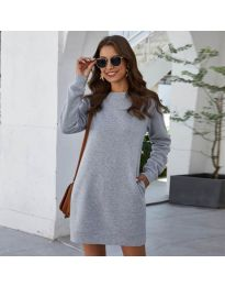 Obleka - koda 785 - siva