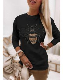 Bluza - koda 4824 - črna