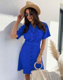 Obleka - koda 8137 - modra