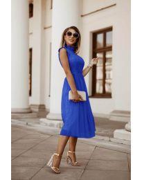 Obleka - koda 8090 - temno modra