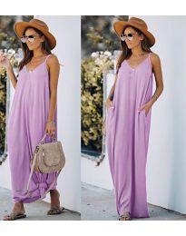 Obleka - koda 0209 - svetlo vijolična