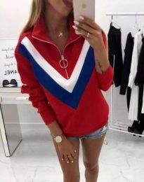 Bluza - koda 7890 - 2 - rdeča