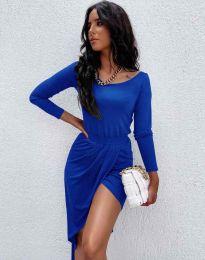 Obleka - koda 1652 - modra