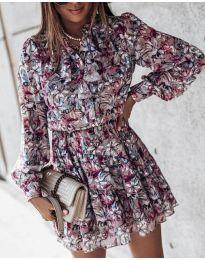 Obleka - koda 6014 - 1 - farebná