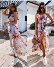 Obleka - koda 0041 - bela