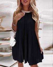 Obleka - koda 0889 - črna
