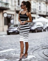 Obleka - koda 0998 - črna