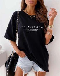 Majica - koda 5056 - črna
