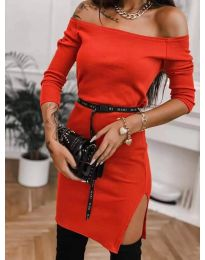 Obleka - koda 4720 - rdeča