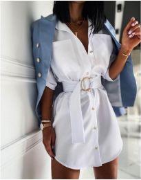 Obleka - koda 976 - bela