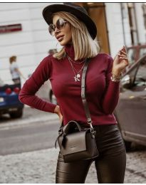 Bluza - koda 8861 - bordo