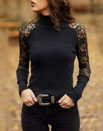 Bluza - koda 35288 - 4 - črna