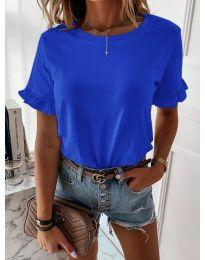 Majica - koda 068 - modrá