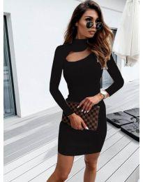 Obleka - koda 883 - črna