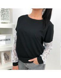 Bluza - koda 4060 - 1 - črna