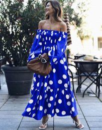 Obleka - koda 9951 - modra