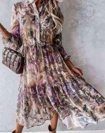Obleka - koda 9660 - 1 - farebná