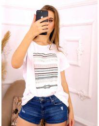 Majica - koda 3514 - bela