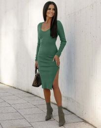 Obleka - koda 12106 - zelena