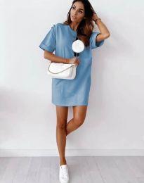 Obleka - koda 2231 - modra