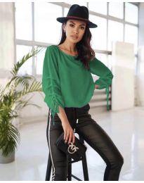 Bluza - koda 5165 - zelena