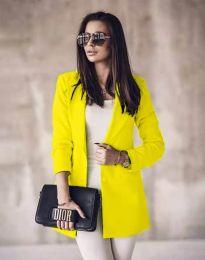 Suknjič - koda 5957 - neonsko rumena