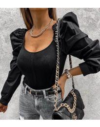 Bluza - koda 4236 - črna