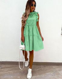Obleka - koda 2663 - zelena