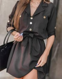 Obleka - koda 4950 - črna