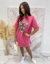 Obleka - koda 11864 - roza