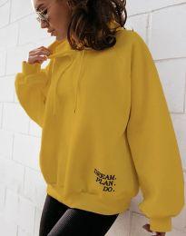 Bluza - koda 4229 - rumena