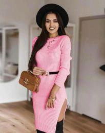 Obleka - koda 0956 - roza
