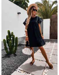 Obleka - koda 744 - črna