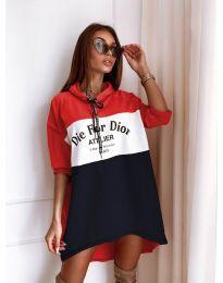 Obleka - koda 9090-3 - farebná