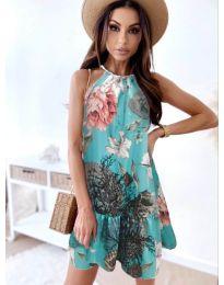 Obleka - koda 7027 - menta