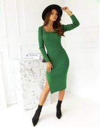 Obleka - koda 9782 - zelená