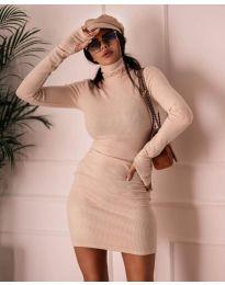 Obleka - koda 1656 - bež