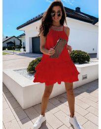 Obleka - koda 451 - rdeča