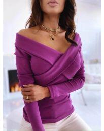 Bluza - koda 0308 - vijolična