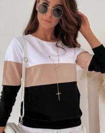 Bluza - koda 9966 - 5 - večbarvna